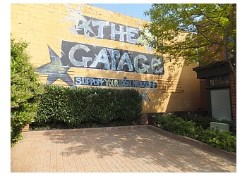 Winston Salem night club The Garage