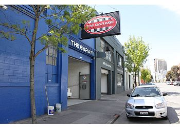 San Francisco car repair shop The Garage automotive services