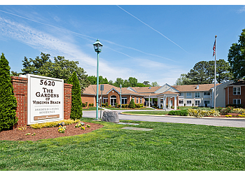 Virginia Beach assisted living facility The Gardens of Virginia Beach