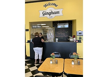 Clarksville cafe The Gingham Cafe