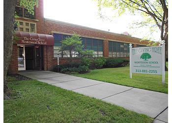 Detroit preschool The Giving Tree Montessori School