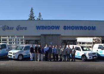 Roseville window company The Glass Guru