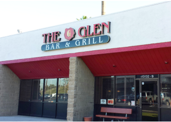 Garden Grove sports bar The Glen Bar & Grill