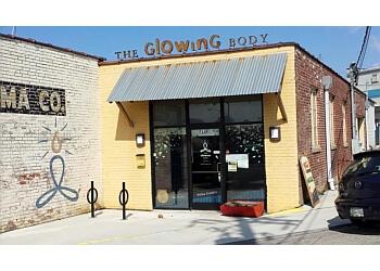 Knoxville yoga studio The Glowing Body Yoga Studio