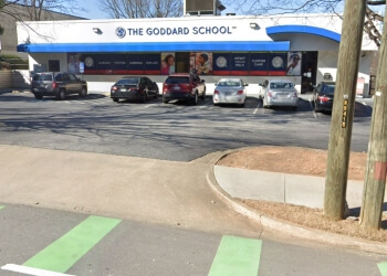 Atlanta preschool The Goddard School
