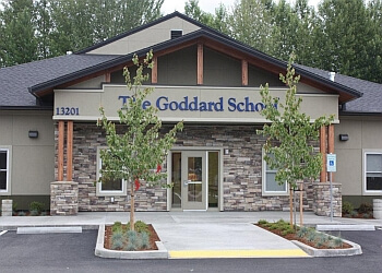 Vancouver preschool The Goddard School