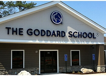 Virginia Beach preschool The Goddard School