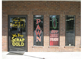 Savannah pawn shop The Gold Mine Loan & Jewelry