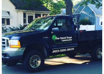 New Haven lawn care service The Good Guys Lawn Care LLC