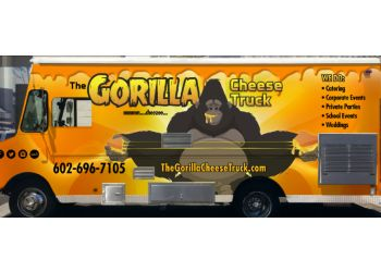 Glendale food truck The Gorilla Cheese Truck