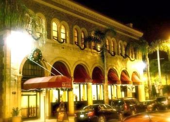 Pasadena night club The Granada LA