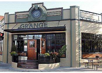 Providence vegetarian restaurant The Grange