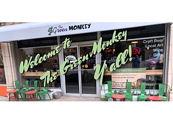 Raleigh gift shop The Green Monkey