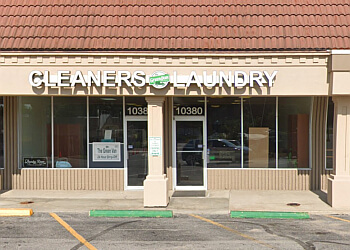 Overland Park dry cleaner The Green Van Dry Cleaning & Laundry