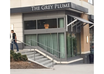 Omaha american restaurant The Grey Plume