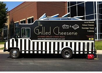 Nashville food truck The Grilled Cheeserie