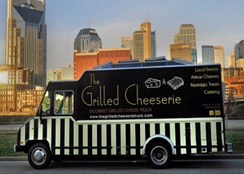 Nashville food truck The Grilled Cheeserie Food Truck