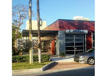 Fort Lauderdale cafe The Grind Coffee Project