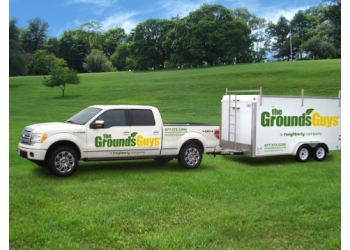 Columbia lawn care service The Grounds Guys
