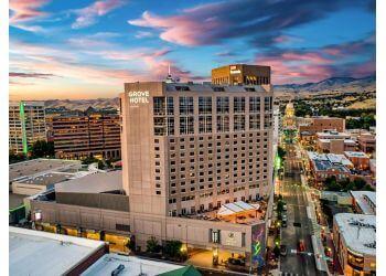 Boise City hotel The Grove Hotel