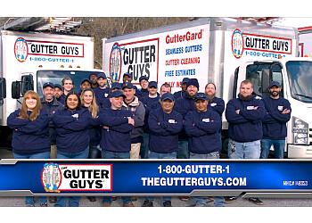 Baltimore gutter cleaner The Gutter Guys