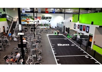 Jacksonville gym The Gym Jax