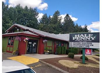 Salem sports bar The Half Penny Bar & Grill