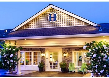 Vancouver assisted living facility THE HAMPTON AND THE ASHLEY INN