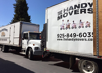 Concord moving company The Handy Movers