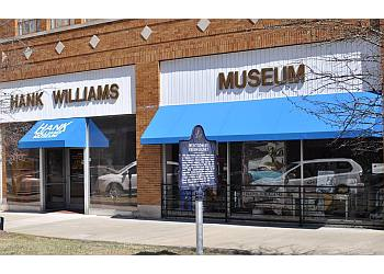 Montgomery places to see The Hank Williams Museum