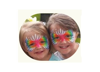 Springfield face painting The Happy Face Painter LLC