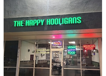 San Jose vegetarian restaurant The Happy Hooligans