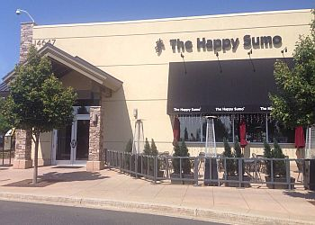 Westminster japanese restaurant The Happy Sumo