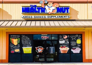 McAllen juice bar The Health Nut