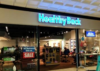Lexington mattress store The Healthy Back Store