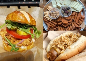 Minneapolis vegetarian restaurant The Herbivorous Butcher