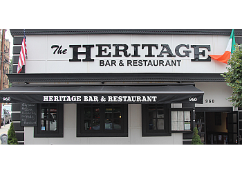 Yonkers sports bar Heritage Bar & Restaurant