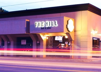 Wichita sports bar The Hill Bar & Grill