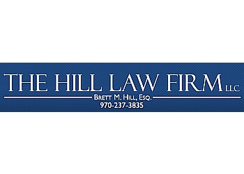 Fort Collins estate planning lawyer The Hill Law Firm, LLC
