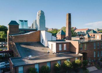Winston Salem hotel The Historic Brookstown Inn