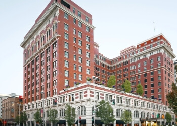 Spokane hotel The Historic Davenport Hotel