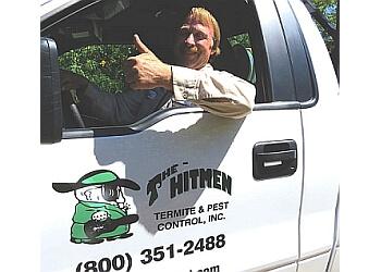 Santa Rosa pest control company The Hitmen Termite & Pest Control, Inc.