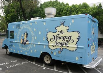 Irvine food truck The Hungry Royal