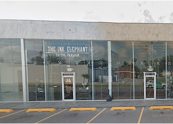 McAllen tattoo shop The Ink Elephant