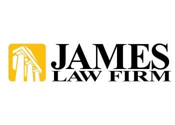 Little Rock criminal defense lawyer The James Law Firm