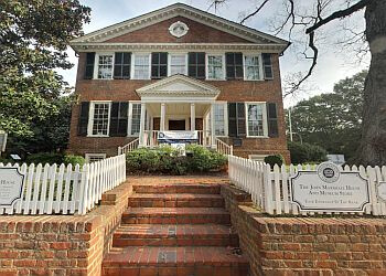 Richmond landmark The John Marshall House