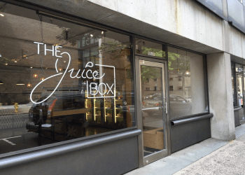 New Haven juice bar The Juice Box