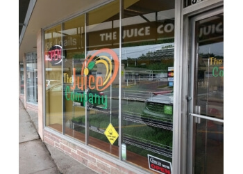 Des Moines juice bar The Juice Company