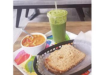 Philadelphia juice bar The Juice Room