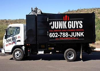 Gilbert junk removal The Junk Guys